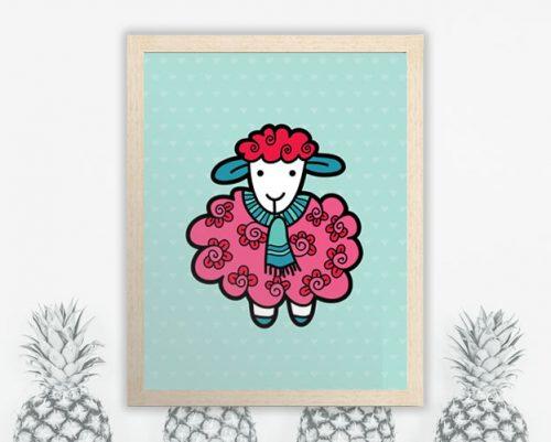 DIY-A3-Sheep-Frame