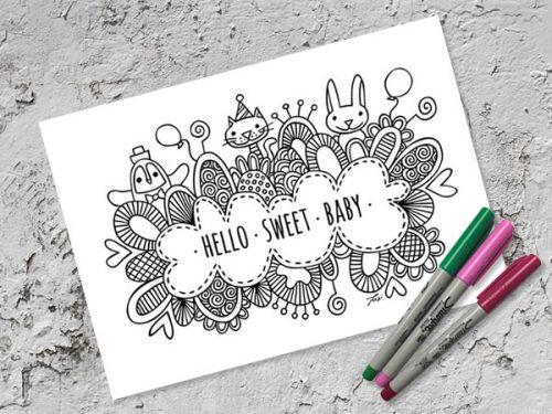 A4-hello-sweet-baby-grey