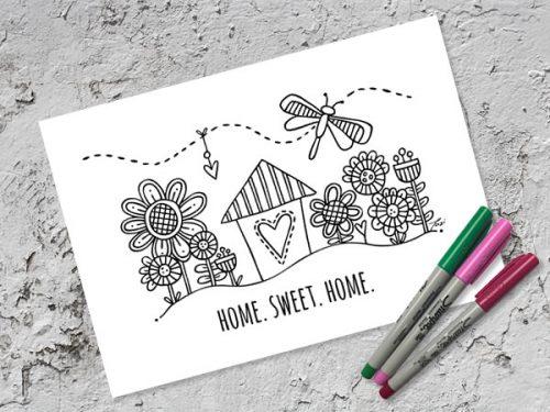 DIY-A4-home-sweet-home-grey