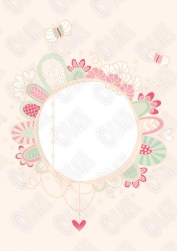 DIY Floral-Wreath-Watermark