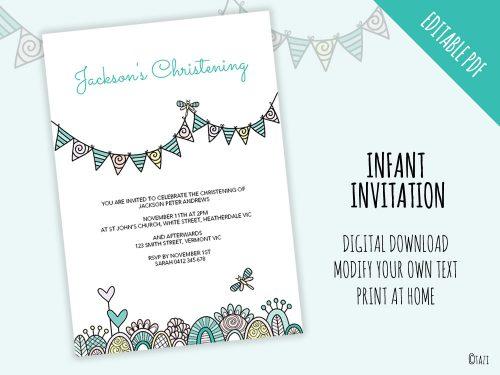 DIY-Infant-Party-Banner