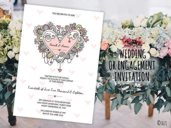 DIY Wedding-Heart-Hero