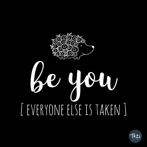 DIY be-you