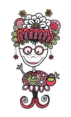 DIY Doodle Doll