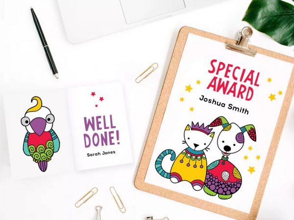 DIY household-pets-awards