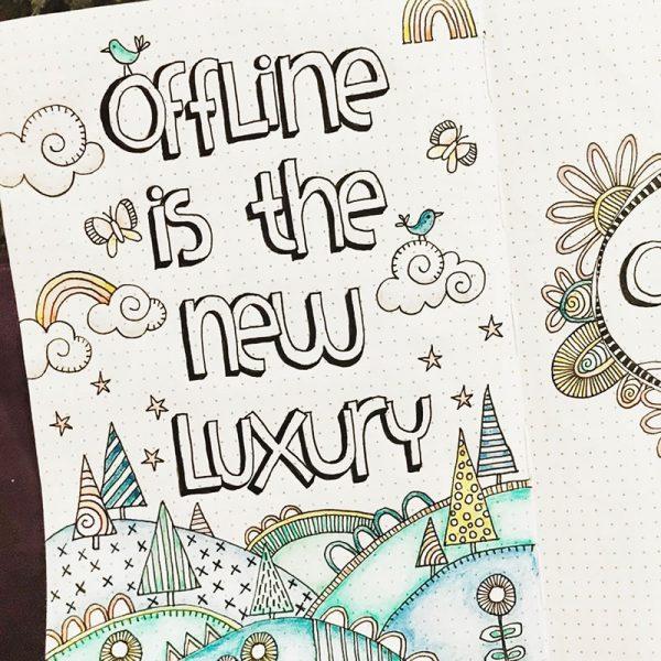 DIY journal-offline