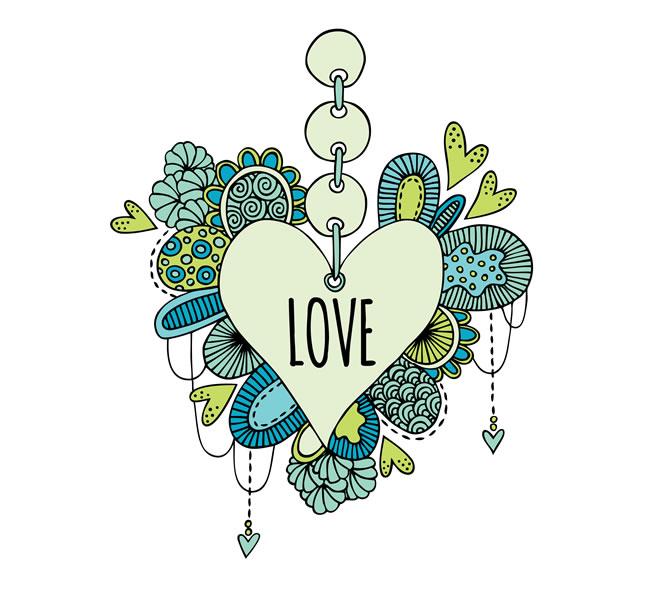 Tazi love heart
