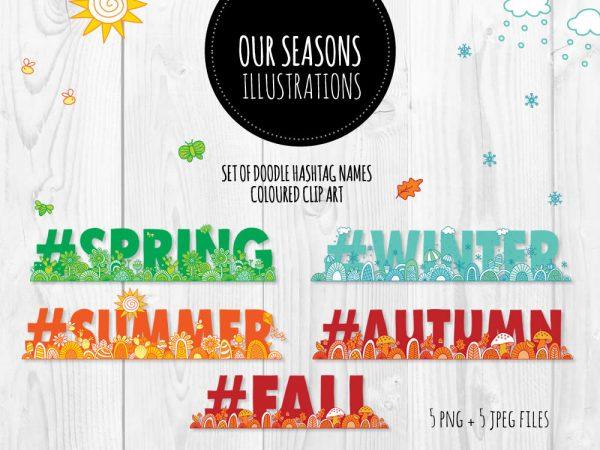 DIY seasons