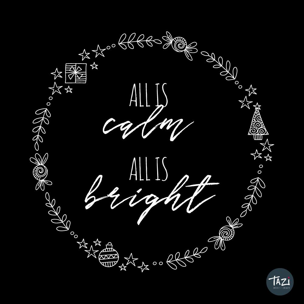 DIY xmas-calm-bright